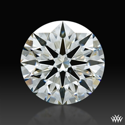 2.494 ct I SI1 A CUT ABOVE® Hearts and Arrows Super Ideal Round Cut Loose Diamond