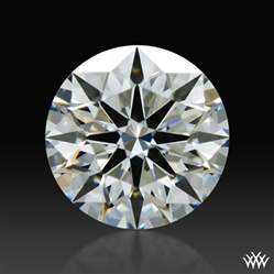 0.523 ct F VS2 A CUT ABOVE® Hearts and Arrows Super Ideal Round Cut Loose Diamond