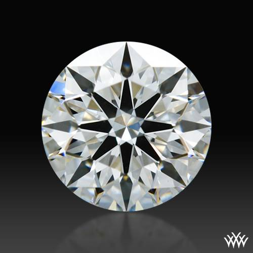 0.51 ct F VS2 A CUT ABOVE® Hearts and Arrows Super Ideal Round Cut Loose Diamond