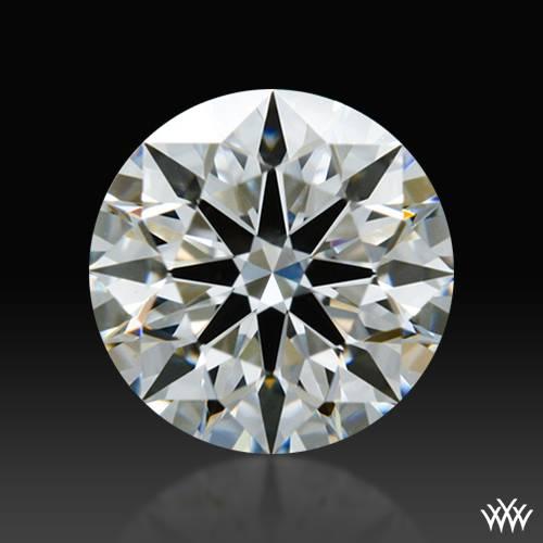 0.556 ct E VS1 A CUT ABOVE® Hearts and Arrows Super Ideal Round Cut Loose Diamond