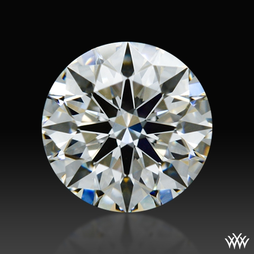 0.523 ct E VS1 A CUT ABOVE® Hearts and Arrows Super Ideal Round Cut Loose Diamond