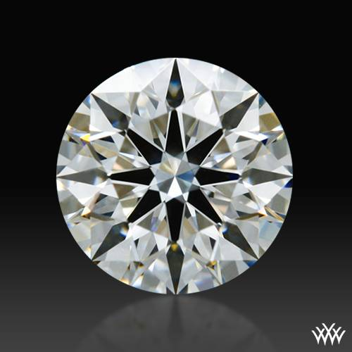 0.525 ct E VS1 A CUT ABOVE® Hearts and Arrows Super Ideal Round Cut Loose Diamond
