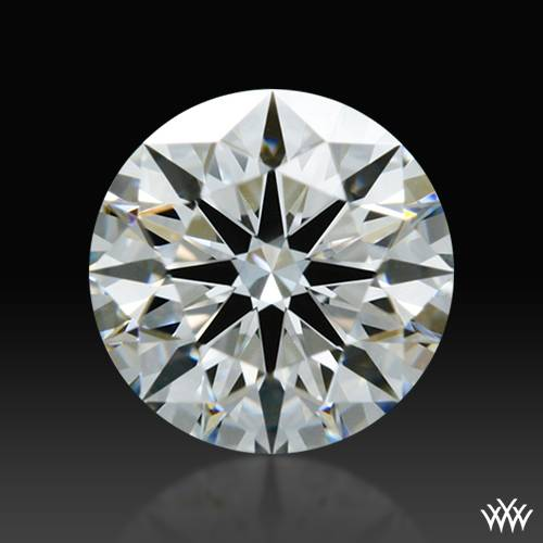 0.523 ct E VS2 A CUT ABOVE® Hearts and Arrows Super Ideal Round Cut Loose Diamond
