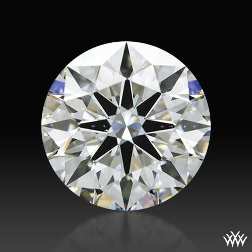 1.226 ct I SI1 A CUT ABOVE® Hearts and Arrows Super Ideal Round Cut Loose Diamond