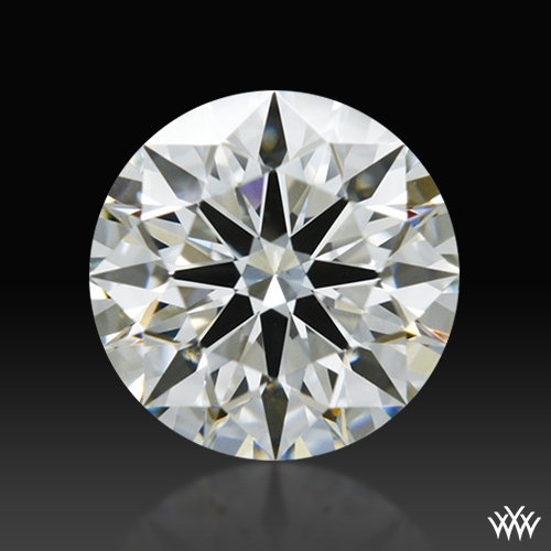0.764 ct I VS1 A CUT ABOVE® Hearts and Arrows Super Ideal Round Cut Loose Diamond