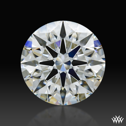 1.013 ct G VVS2 A CUT ABOVE® Hearts and Arrows Super Ideal Round Cut Loose Diamond