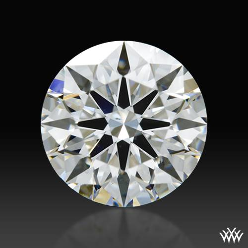0.63 ct F VS2 A CUT ABOVE® Hearts and Arrows Super Ideal Round Cut Loose Diamond