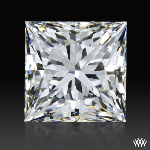 1.506 ct I VS2 A CUT ABOVE® Princess Super Ideal Cut Diamond