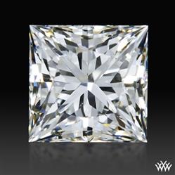 1.506 ct I VS2 A CUT ABOVE® Princess Super Ideal Cut Diamond