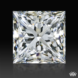 1.454 ct H VS1 A CUT ABOVE® Princess Super Ideal Cut Diamond