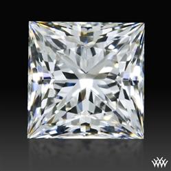0.70 ct H VVS1 A CUT ABOVE® Princess Super Ideal Cut Diamond
