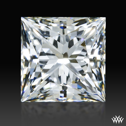 0.705 ct H VS1 A CUT ABOVE® Princess Super Ideal Cut Diamond