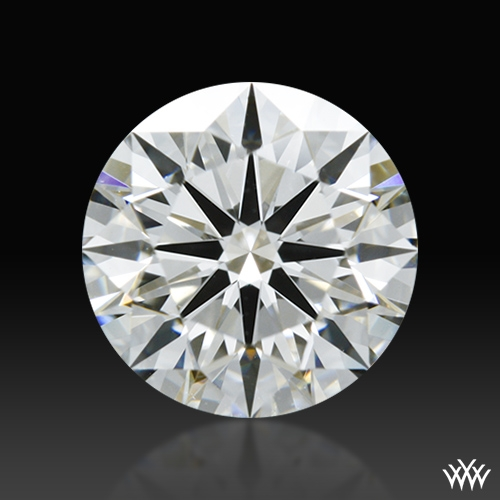 0.901 ct H VS2 Expert Selection Round Cut Loose Diamond