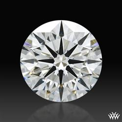 0.901 ct H VS2 Expert Selection Round Cut Loose Diamond
