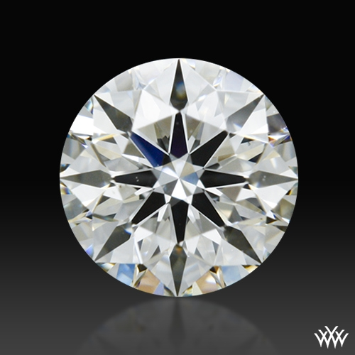 0.44 ct H VS2 A CUT ABOVE® Hearts and Arrows Super Ideal Round Cut Loose Diamond