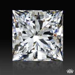 0.70 ct F SI1 A CUT ABOVE® Princess Super Ideal Cut Diamond