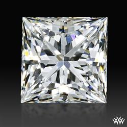 0.701 ct I VS2 A CUT ABOVE® Princess Super Ideal Cut Diamond