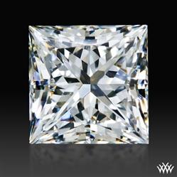 1.184 ct G VVS1 A CUT ABOVE® Princess Super Ideal Cut Diamond