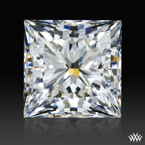 1.258 ct G VVS1 A CUT ABOVE® Princess Super Ideal Cut Diamond