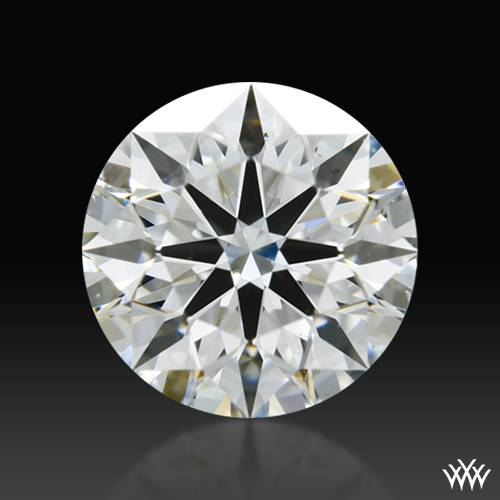 0.52 ct H SI1 A CUT ABOVE® Hearts and Arrows Super Ideal Round Cut Loose Diamond