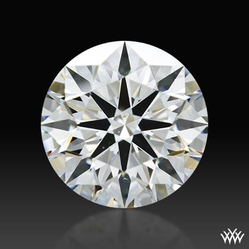 1.616 ct I SI1 A CUT ABOVE® Hearts and Arrows Super Ideal Round Cut Loose Diamond