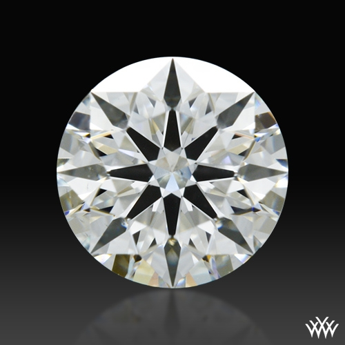 0.59 ct I SI1 A CUT ABOVE® Hearts and Arrows Super Ideal Round Cut Loose Diamond