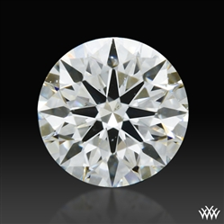 0.308 ct H VS2 A CUT ABOVE® Hearts and Arrows Super Ideal Round Cut Loose Diamond
