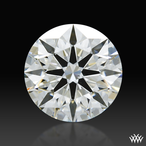 0.61 ct G SI1 A CUT ABOVE® Hearts and Arrows Super Ideal Round Cut Loose Diamond