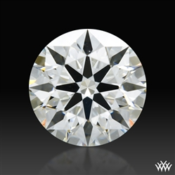 0.605 ct H SI1 A CUT ABOVE® Hearts and Arrows Super Ideal Round Cut Loose Diamond