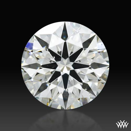 0.36 ct I SI1 A CUT ABOVE® Hearts and Arrows Super Ideal Round Cut Loose Diamond