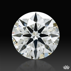 0.338 ct I SI1 Expert Selection Round Cut Loose Diamond