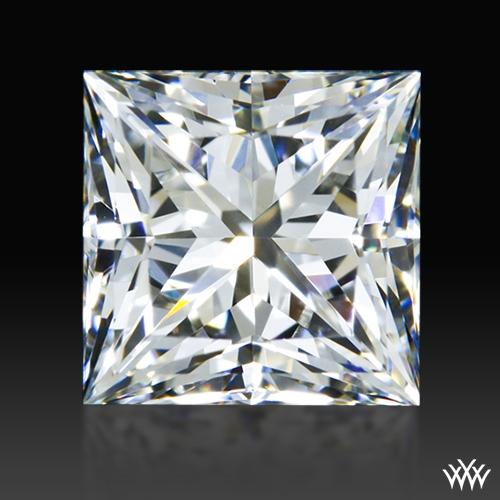 0.893 ct F VS1 A CUT ABOVE® Princess Super Ideal Cut Diamond