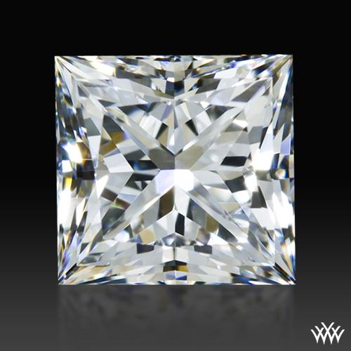 0.661 ct F VVS1 A CUT ABOVE® Princess Super Ideal Cut Diamond