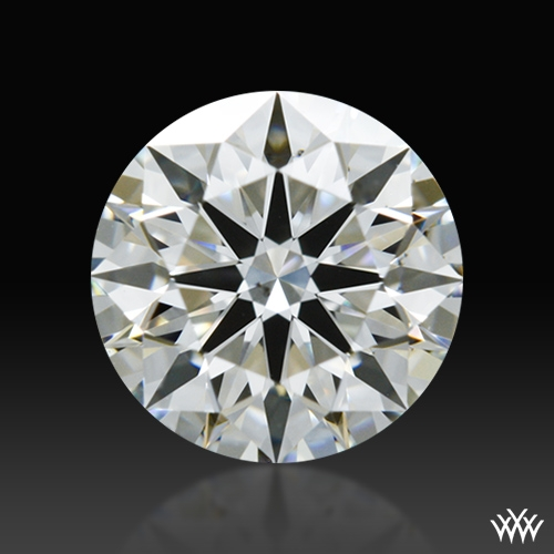 0.635 ct H VS2 A CUT ABOVE® Hearts and Arrows Super Ideal Round Cut Loose Diamond