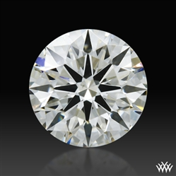 0.425 ct I VS2 A CUT ABOVE® Hearts and Arrows Super Ideal Round Cut Loose Diamond