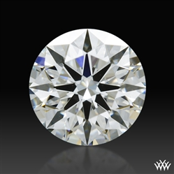 0.303 ct G VS1 A CUT ABOVE® Hearts and Arrows Super Ideal Round Cut Loose Diamond