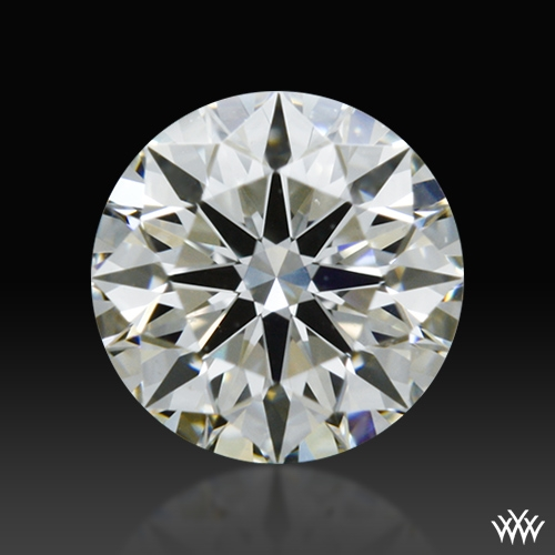 0.332 ct I VS1 A CUT ABOVE® Hearts and Arrows Super Ideal Round Cut Loose Diamond
