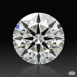 0.366 ct H VS2 A CUT ABOVE® Hearts and Arrows Super Ideal Round Cut Loose Diamond
