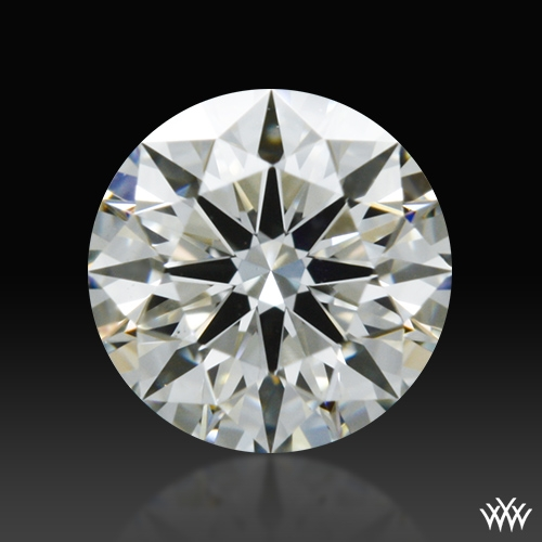 0.324 ct I VS1 A CUT ABOVE® Hearts and Arrows Super Ideal Round Cut Loose Diamond