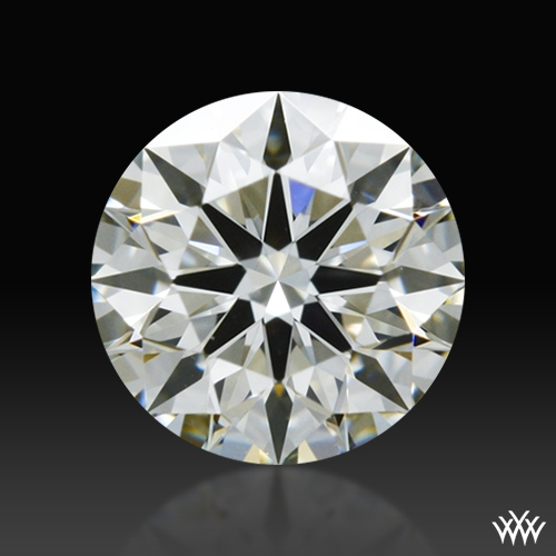 0.337 ct I VS2 A CUT ABOVE® Hearts and Arrows Super Ideal Round Cut Loose Diamond