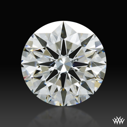 0.455 ct G SI1 A CUT ABOVE® Hearts and Arrows Super Ideal Round Cut Loose Diamond
