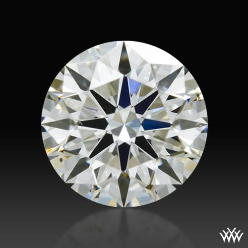 0.355 ct I VS2 A CUT ABOVE® Hearts and Arrows Super Ideal Round Cut Loose Diamond