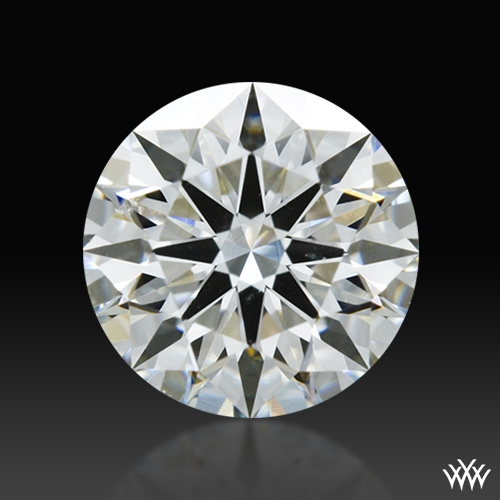 0.641 ct G VS2 A CUT ABOVE® Hearts and Arrows Super Ideal Round Cut Loose Diamond