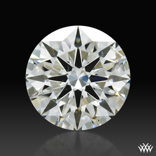 0.422 ct J SI2 A CUT ABOVE® Hearts and Arrows Super Ideal Round Cut Loose Diamond
