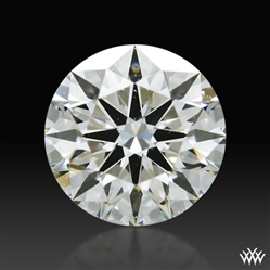 0.577 ct I VS2 A CUT ABOVE® Hearts and Arrows Super Ideal Round Cut Loose Diamond