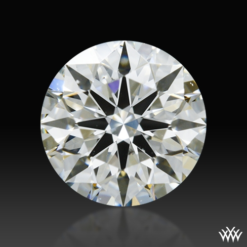 0.526 ct I VS2 Expert Selection Round Cut Loose Diamond