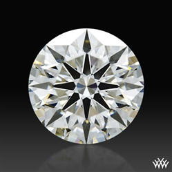 1.564 ct I VS2 A CUT ABOVE® Hearts and Arrows Super Ideal Round Cut Loose Diamond