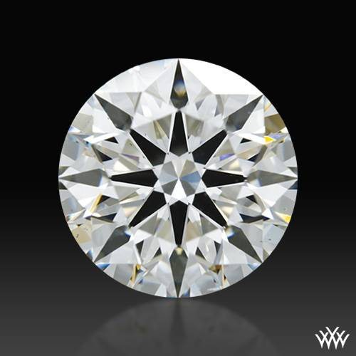 1.585 ct I VS2 A CUT ABOVE® Hearts and Arrows Super Ideal Round Cut Loose Diamond