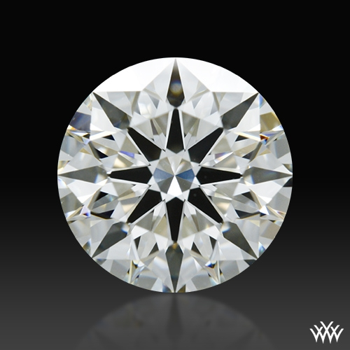 1.526 ct I VS1 A CUT ABOVE® Hearts and Arrows Super Ideal Round Cut Loose Diamond