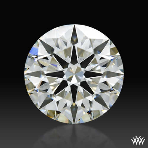 1.323 ct I VS2 A CUT ABOVE® Hearts and Arrows Super Ideal Round Cut Loose Diamond
